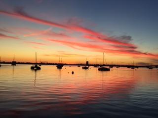 Gulfport sunset